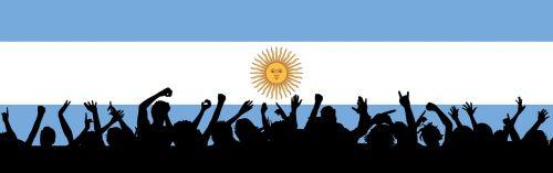 argentina patriotic flag