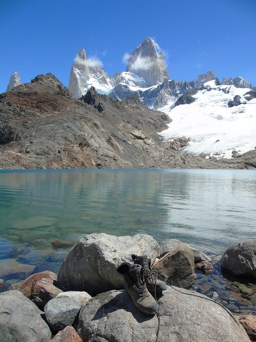 argentina  patagonia  fitz roy