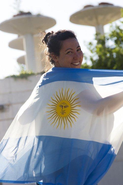 argentina flag  selection argentina  mundial2018