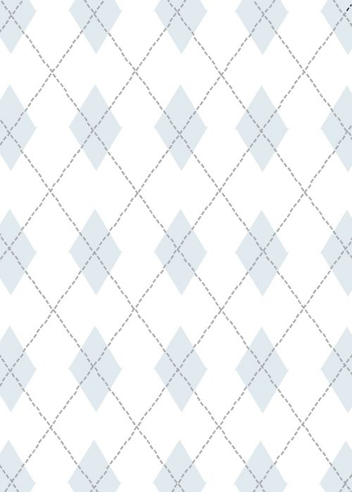 argyle pattern diamond