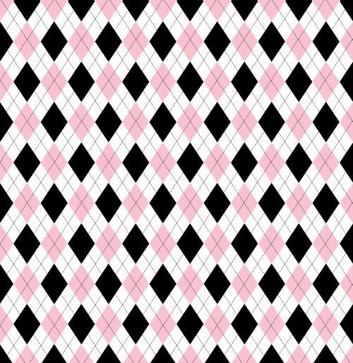 Argyle Pattern Background Wallpaper