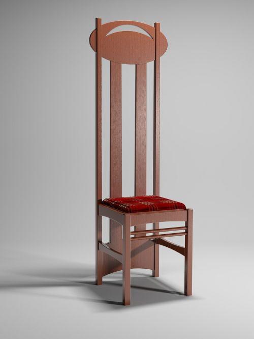 charles rennie mackintosh argyle chair