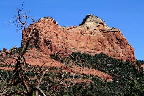 arizona  sedona  red rock