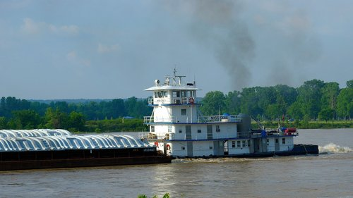 arkansas river tug  tug  tugboat