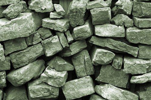arkansas rock wall  rock  wall