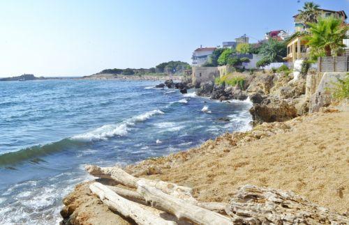 Arkoudi Greece Seascape