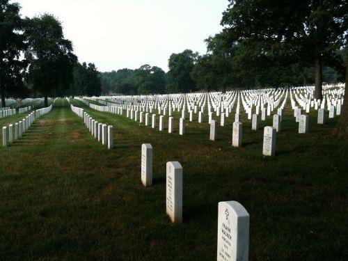 arlington graves honor