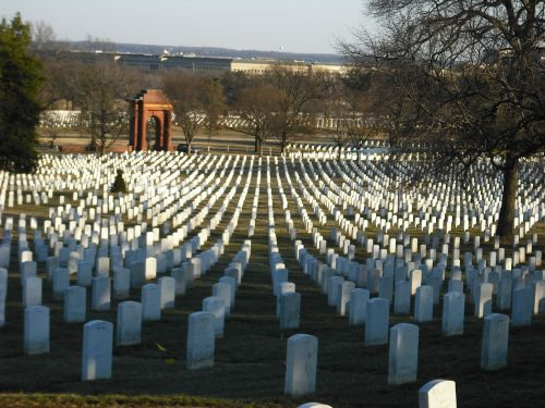 arlington national cemetery cemetery washington dc