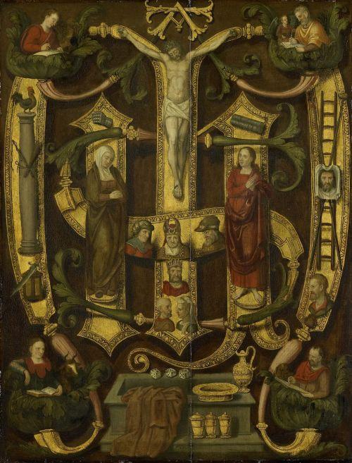 arma christi painting museum