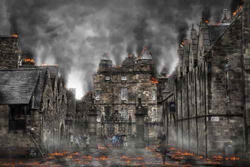 armageddon war apocalypse