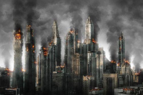 armageddon disaster destruction