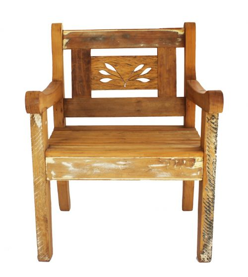 armchair rustic mobile