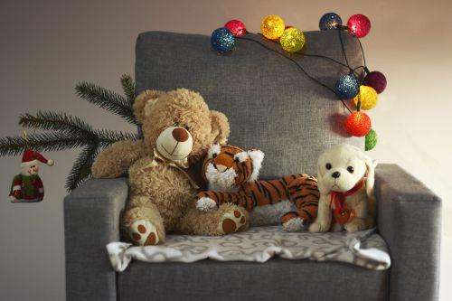 armchair holidays toys