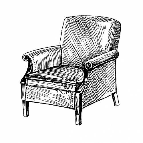 Armchair Clipart