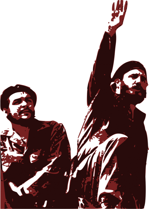 armed forces day che guevara and fidel castro cuba