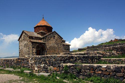 armenia sevan monastery