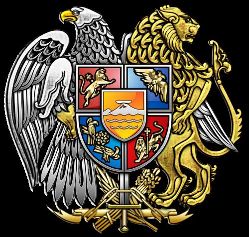 armenia coat of arms heraldry