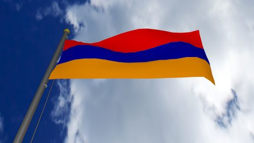 armenian national blue