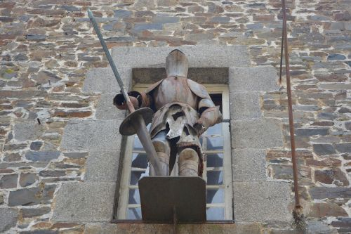 armor knight museum of dol de bretagne