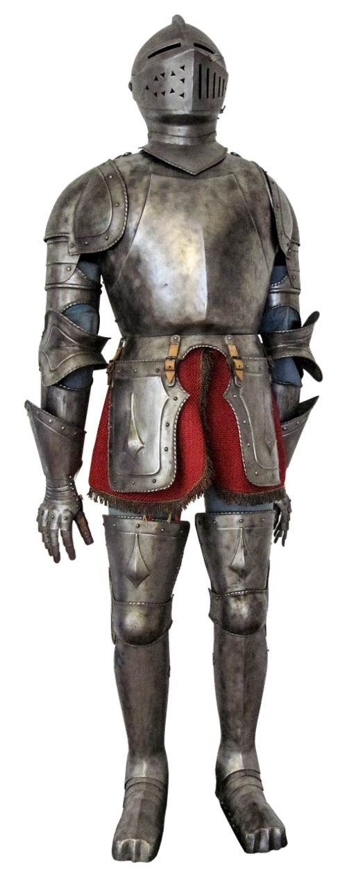 armor ritterruestung protection