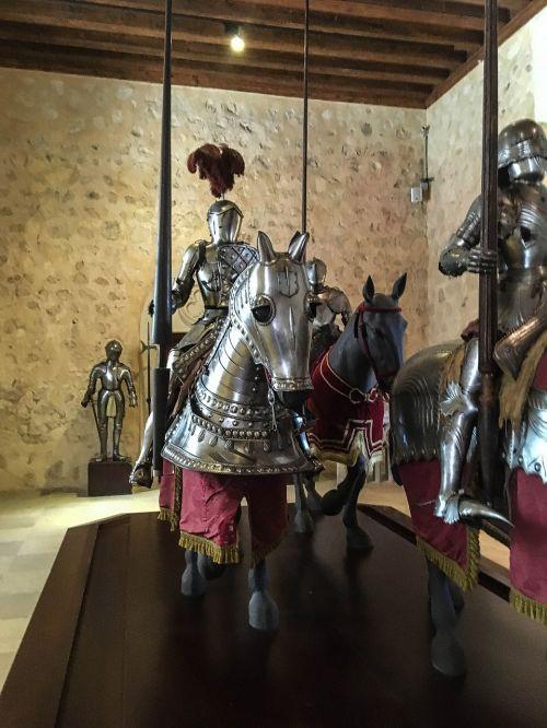 armor guerrero horse