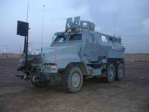 armored vehicle blue army