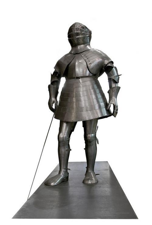 armour knight historic