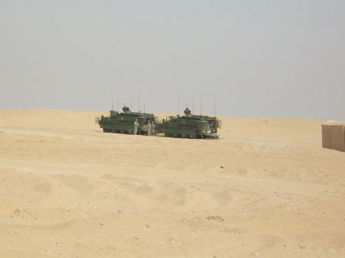 army combat iraq
