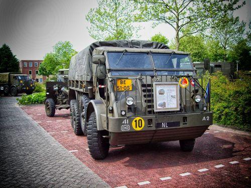 army truck daf