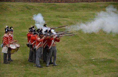 army shoot history