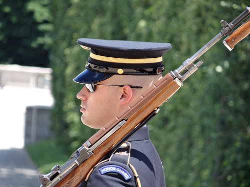 army  honor guard  military