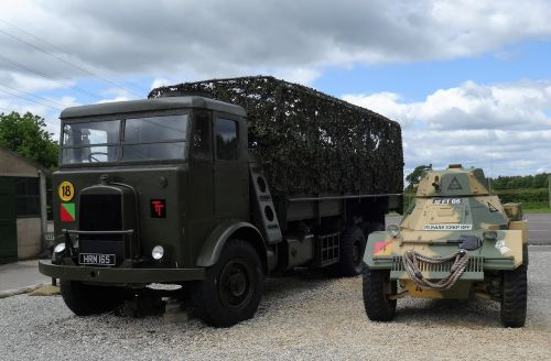 army lorry armoured car truck