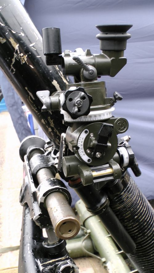 Army Mortar Weapon Sights