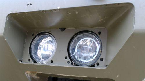 Army Vehicle Headlights