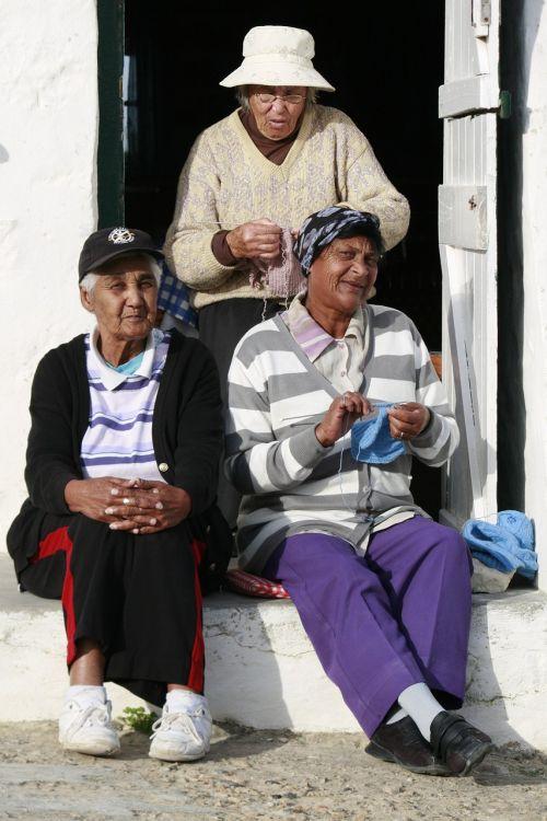 arniston fishing village old ladies