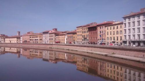 arno tuscany river