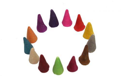 aroma aromatherapy color