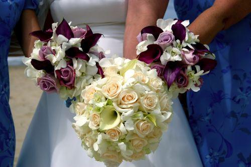 arrangements wedding ladies