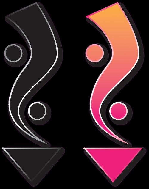 arrows direction symbol