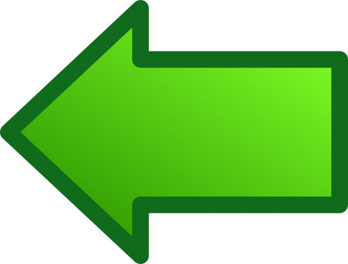 arrow green glossy