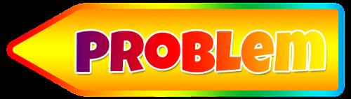 arrow problem trouble