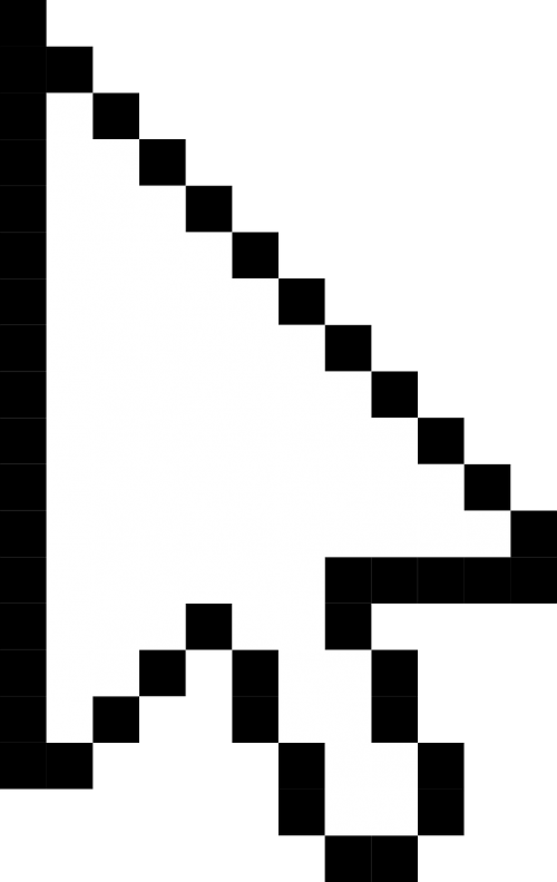 arrow cursor mouse