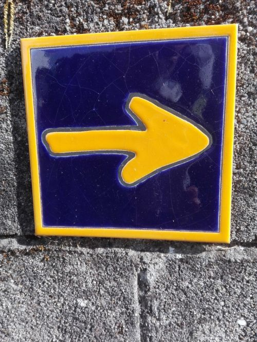 arrow direction brand