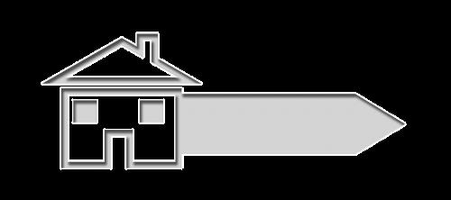 arrow direction home