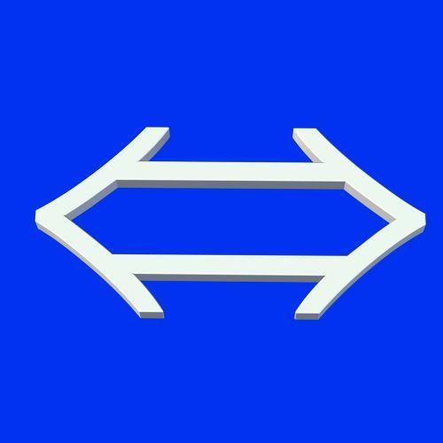 arrow direction next