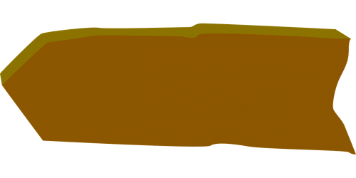 arrow left shape