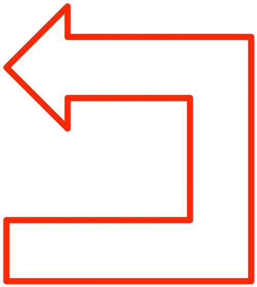 arrow shapes symbol