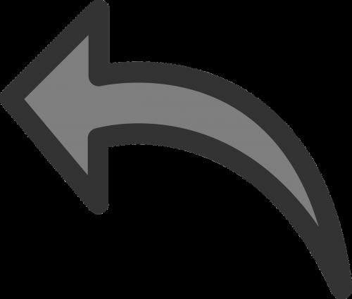 arrow action undo