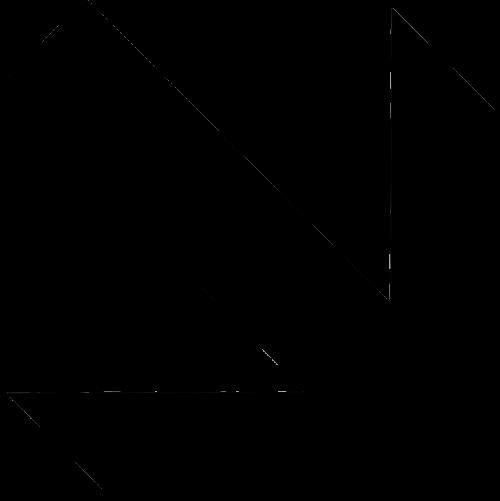 arrow point southeast