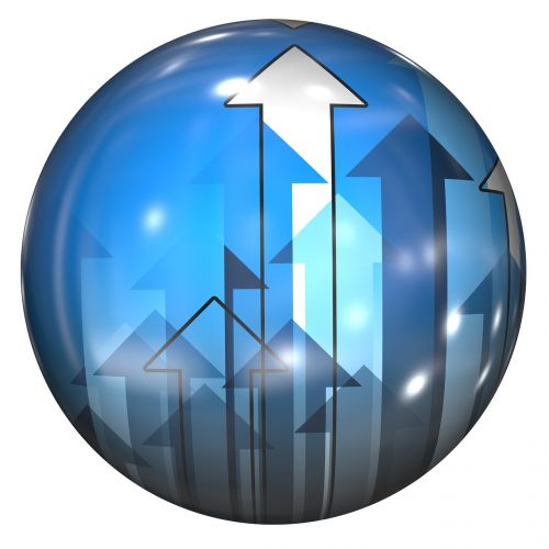 arrows growth hacking ball